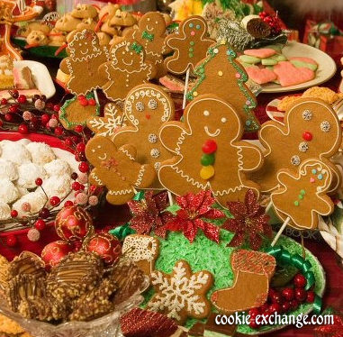 The Original Cookie Exchange Web Site Est 1997
